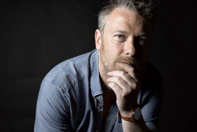 Mark Geary: the singer/songwriter has spent a lot of his life and career living in New York, and there's a sense in his songwriting that he has learned lessons from folk-writing masters here and in his adopted home