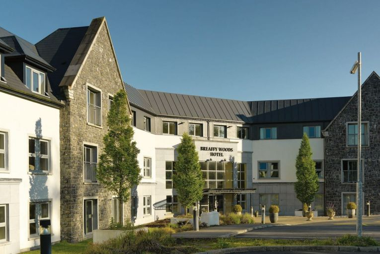Breaffy Woods Hotel in Castlebar, Co Mayo, has come to the market with permission for a conversion