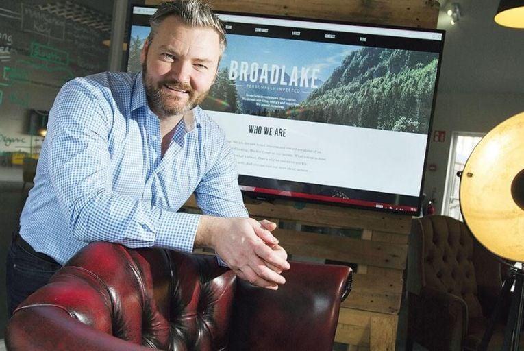 Pete Smyth, captain of the Entrepreneur ExperienceMaura Hickey