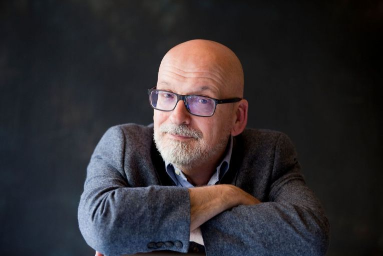 Roddy Doyle bottles the grief, humour, darkness and light of these past 19 months in the way that only he can. Picture: Fergal Phillips
