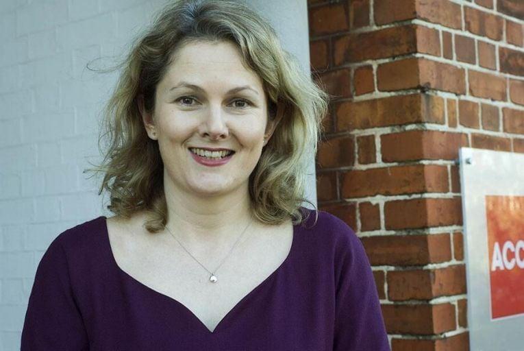 Liz Hughes, head of Ireland and mainland Europe at ACCA