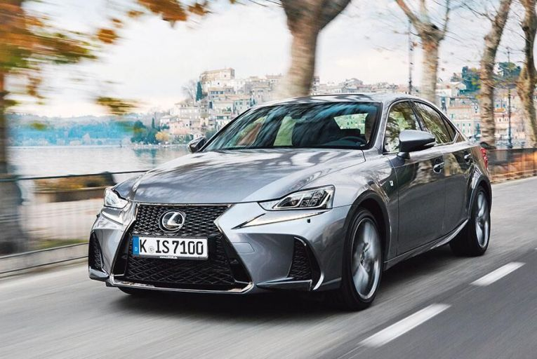 The new Lexus IS 300h remains a very refined cruiser which scores highly on value, quality and equipment