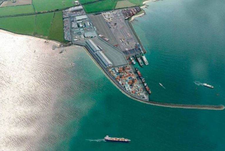 Drogheda Port Company and developer Johnny Ronan's Ronan Group Real Estate (RGRE) will develop the project north of Bremore Head, on the Meath coast.