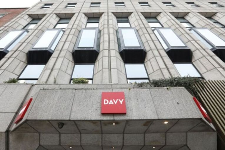 Davy was issued with a €4.13 million fine by the Central Bank earlier this month for market breaches dating back to 2014