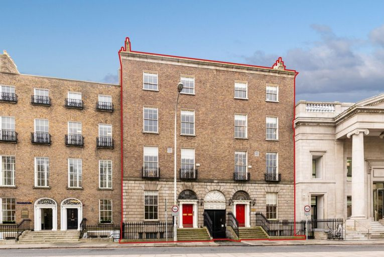 Prime office block site on St Stephen's Green comes to market