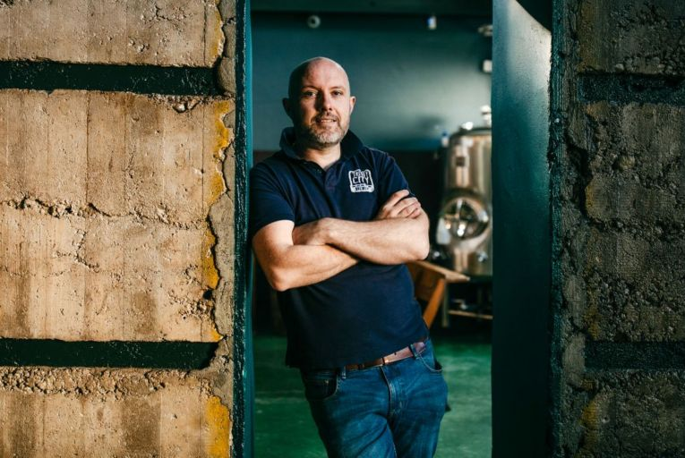 Stephen Cunneen, founder of Treaty City Brewery: 'Limerick is an up-and-coming city. It's unapologetic and does its own thing.' Picture: Sean Curtin/True Media