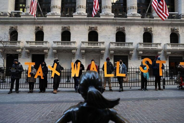 Aidan Regan: Wall Street's aristocrats prepare to head off barbarians at the gate