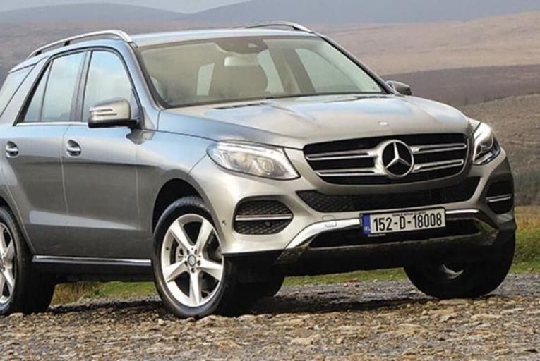 The new Mercedes-Benz GLE is relaxed, comfortable and smooth