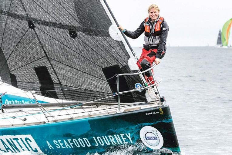 Joan Mulloy is looking for sponsors to help her compete in the 2020 Vendée Globe race Picture: David Branigan/Oceansport
