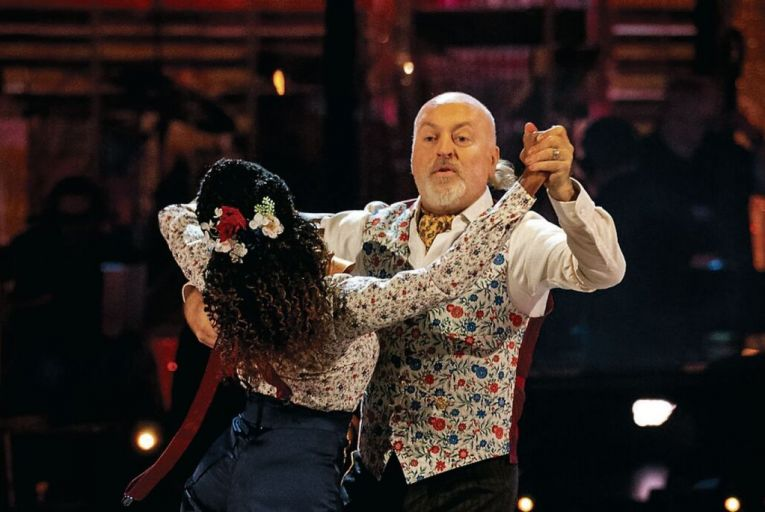 Willie O'Reilly: the BBC and Strictly are meeting the coronavirus challenge head on