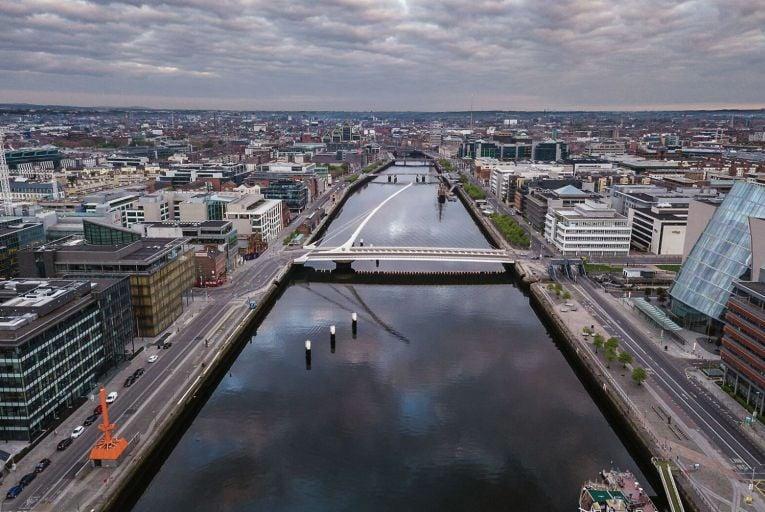 Dublin's office market is in a sweet spot