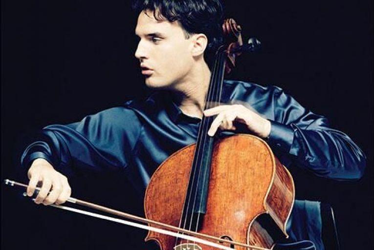Dynamic German cellist for ten-venue tour