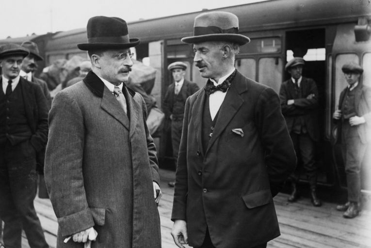 The Enigma of Arthur Griffith: the quiet man of Ireland's independence movement
