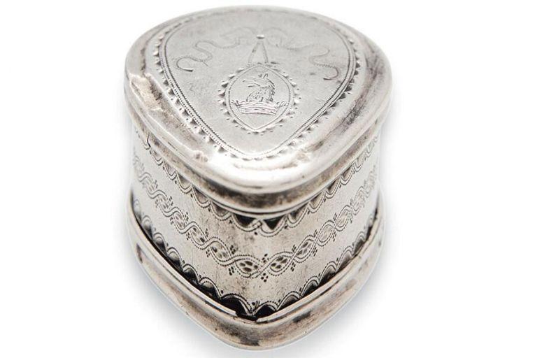 Silver service at latest Adam's sale