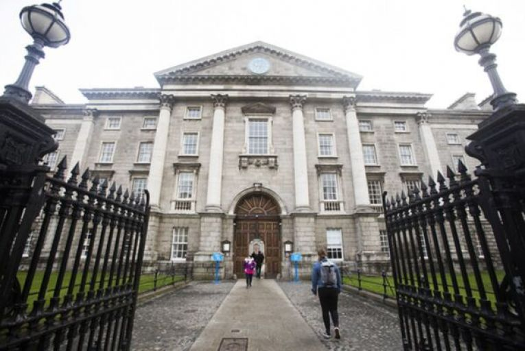 Trinity broke public spending rules with €1m outlay on branded merchandise