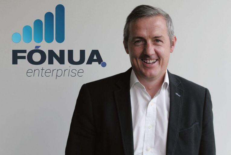 Derek McDonald, enterprise manager, Fónua