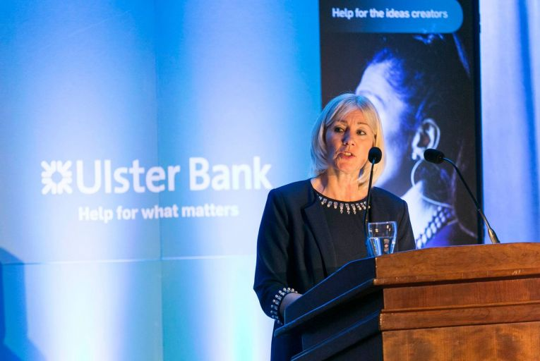 Jane Howard, chief executive of Ulster Bank Picture: Paul Sherwood