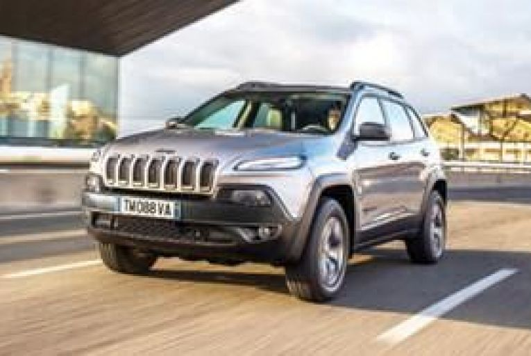 The new Jeep Cherokee has an unmistakeable look, but it is inside where Jeep has made the biggest improvements.