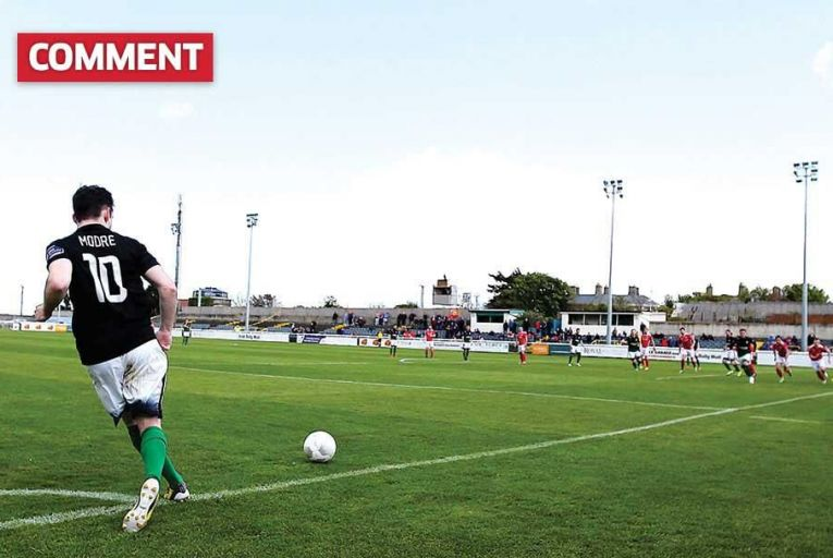 Emmet Ryan: 'The dread mixed with hope for League of Ireland fans'