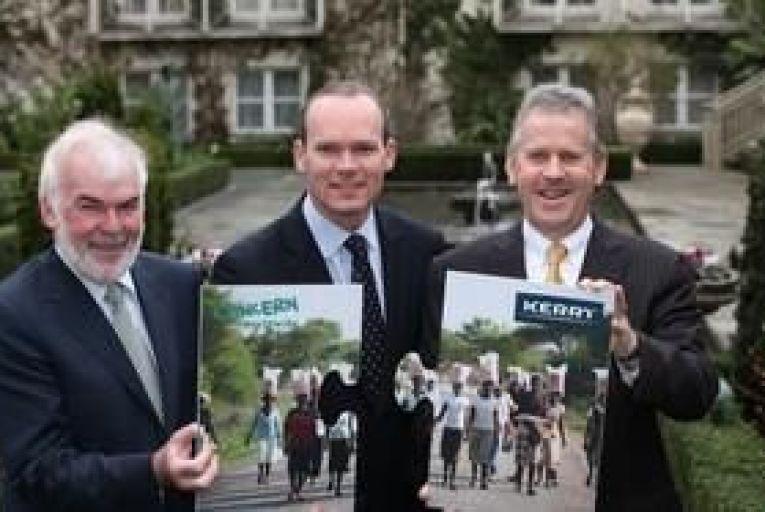 Kerry Group and Concern launch €3.7m nutrition project