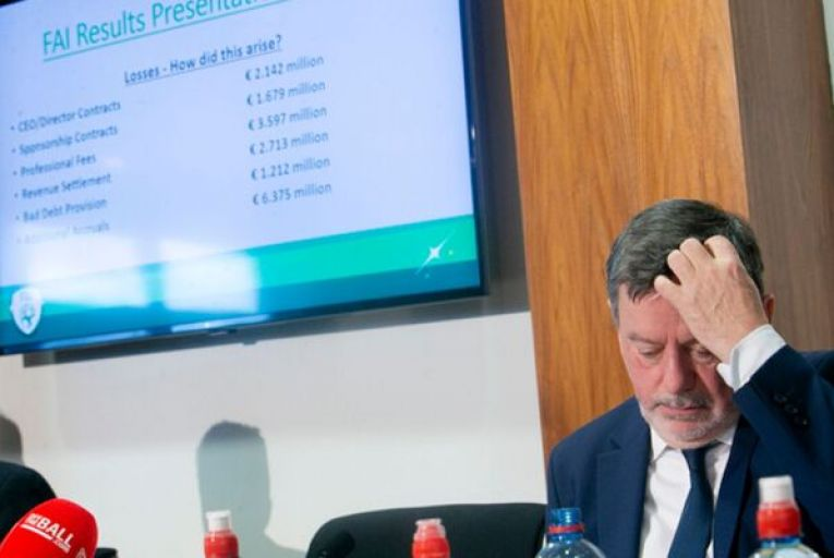 Two candidates to contest FAI presidency