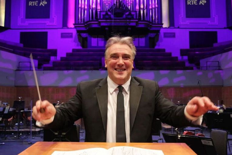 Jaime Martín, chief conductor of the RTÉ National Symphony Orchestra, will take part in a celebration of Beethoven at the NCH