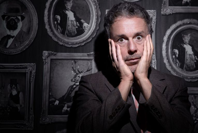 Baxter Dury: his childhood was dominated by his famously difficult father. Picture: Getty