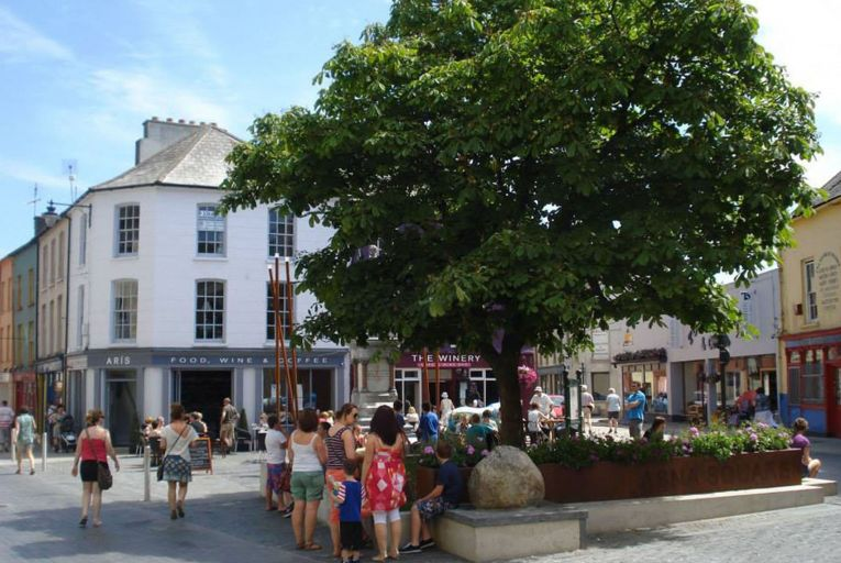Our town and village centres, such as Clonakilty in Cork (above), need architectural planning, expertise and excellence to become thriving economic hubs