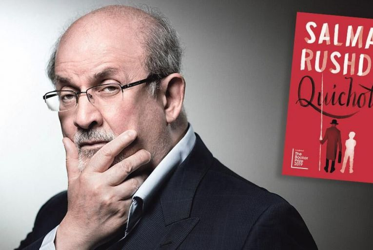 Salman Rushdie: the novelist may have exhausted his stock of personally meaningful material Pic: Getty