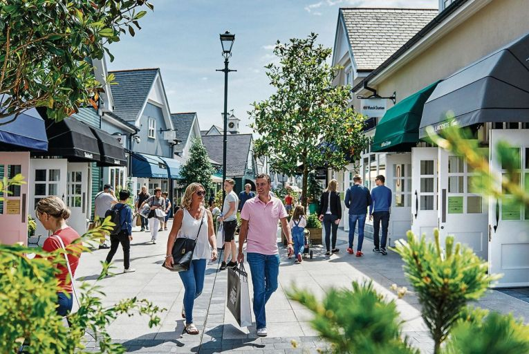 Kildare Village gets permission for €70m extension