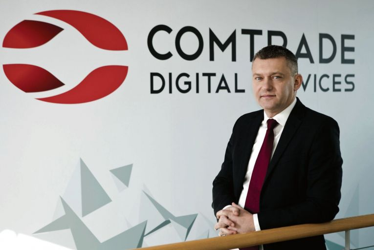 Dejan Cušic, business director, Ireland & UK, Comtrade Digital Services