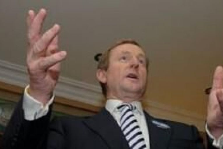 Kenny rejects rate cut over corporation tax threat