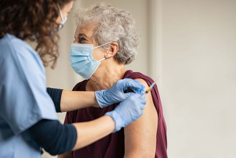 'If 100 vaccinators, at 35 jabs per day, were deployed consecutively for just seven days, every one of the residents in Irish nursing homes would be vaccinated. That's an emergency.' Picture: Getty