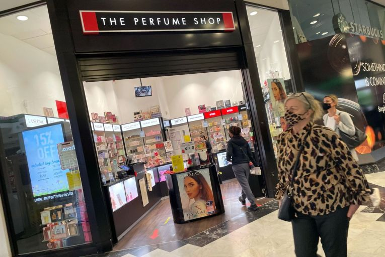 The Perfume Shop had a 20-year lease on the unit at the Stephen's Green Centre that was due to expire in 2026