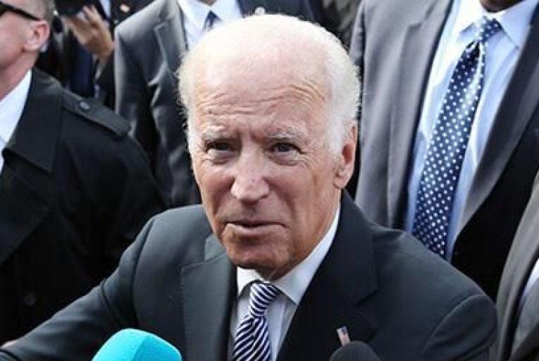 Disappointed, Joe Biden Pic: RollingNews.ie