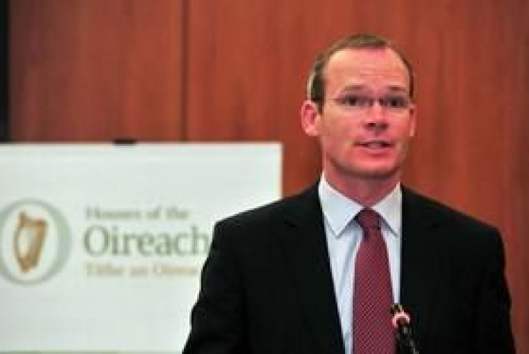 Coveney hopeful of better Anglo Irish promissory notes deal