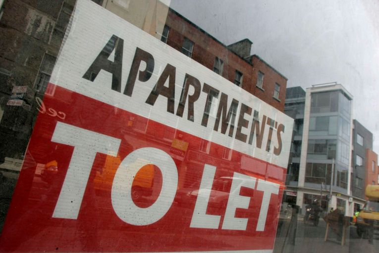 The Business Post revealed earlier this year that large landlords and estate agents are using incentivised rates that can mask a decline in rents, and potentially circumvent pricing control rules in the process. Picture: Mark Stedman/Rollingnews.ie