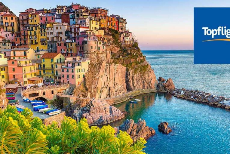 Competition: Win a week for Two in Sorrento