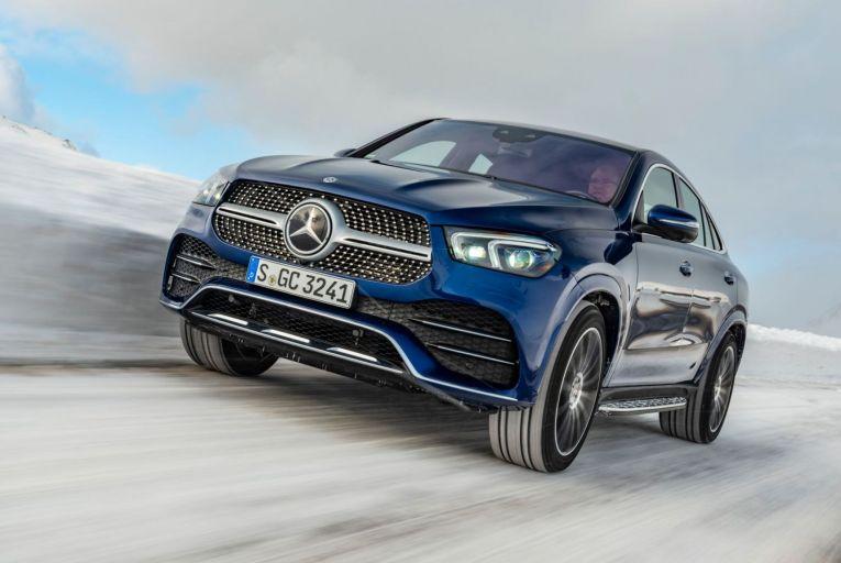 Mercedes rethinks its GLE Coupé