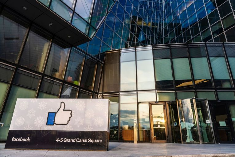 Facebook said it welcomes regulation on all forms of harmful content, including hate speech. Picture: Rollingnews.ie