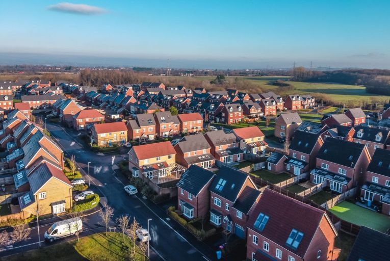 House prices to fall 5% by middle of 2021, report says