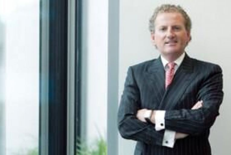 Alan Duffy, chief executive, HSBC Ireland. Picture: Fennells