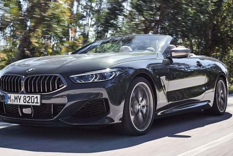 BMW M850i xDrive Convertible is elegant and 'all but unflappable'
