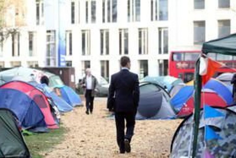 Occupy London evicted from St. Paul's