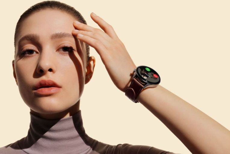 The Huawei Watch 3 offers a range of bands that complement the face