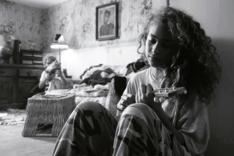 Lana Rockwell in Sweet Thing, a bittersweet examination of the lives of marginalised children that depicts the livid bruises left by race, addiction and poverty