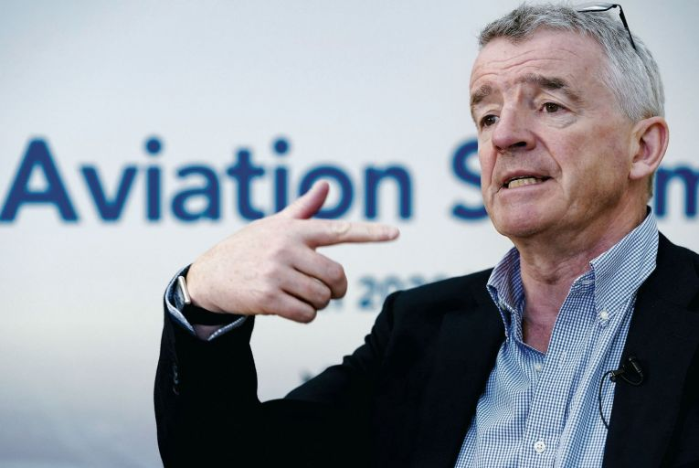Ryanair ranked seventh in list of EU's top carbon polluters