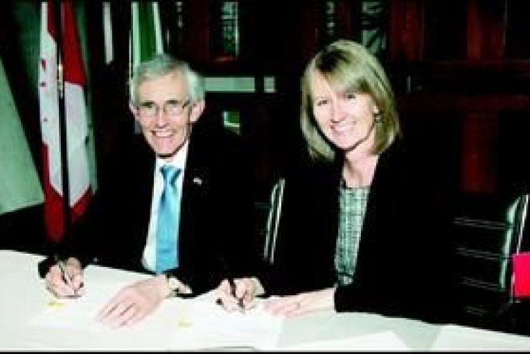 Irish institutes win Canada deal