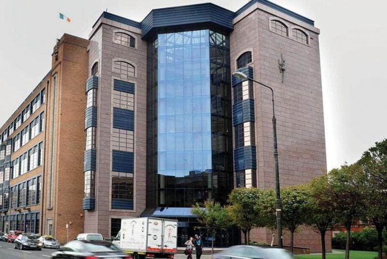 Nama's headquarters in Dublin  Pic: RollingNews.ie