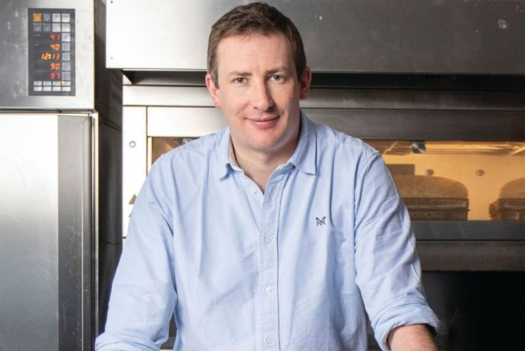 Robert Mosse, managing director of Kells Wholemeal and The Little Mill: \'You need to be nimble in the food industry'
